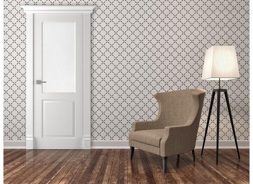 Двери ALTA - Остекленные